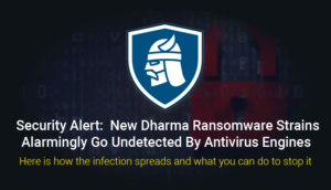 New strain of ransomware